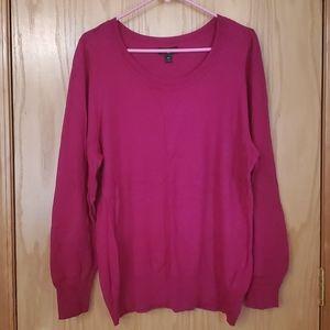 Worthington sweater, plus sz 2x